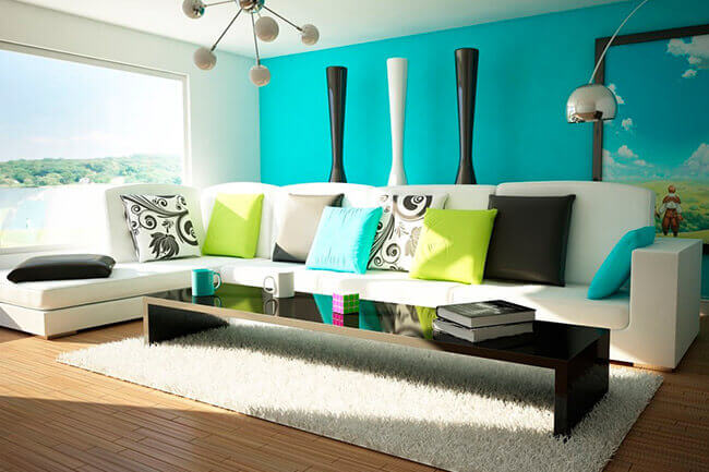 Feng Shui Colores